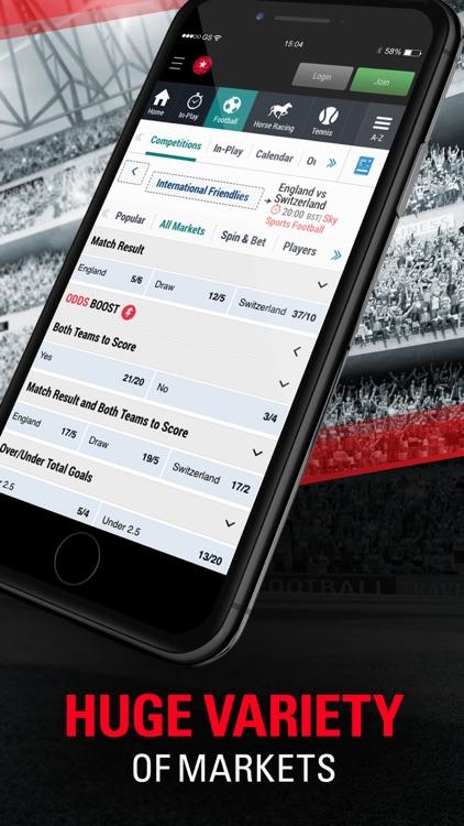 BetStars - Sports Betting screenshot-4