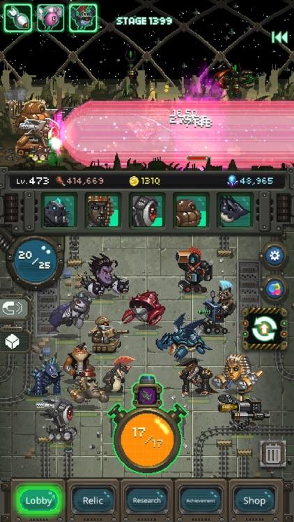 World Beast War screenshot-4