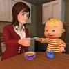 virtuel mor: drømme familie si