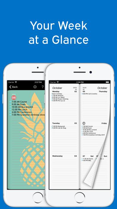 download Calendario Semanal Ultimate apps 2