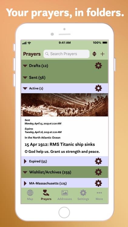 WherePrayer - Pray for There screenshot-7
