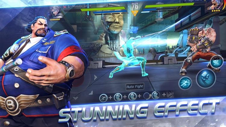 Final Fighter 3D screenshot-3