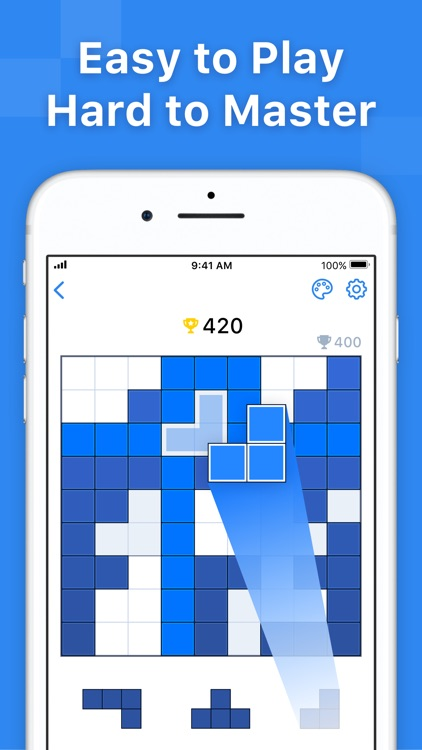 BlockuDoku: Block Puzzle Games screenshot-3