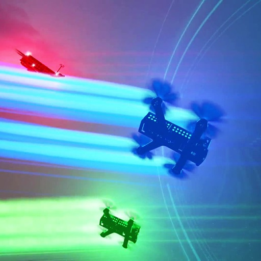 Drone Racing Cup 3D