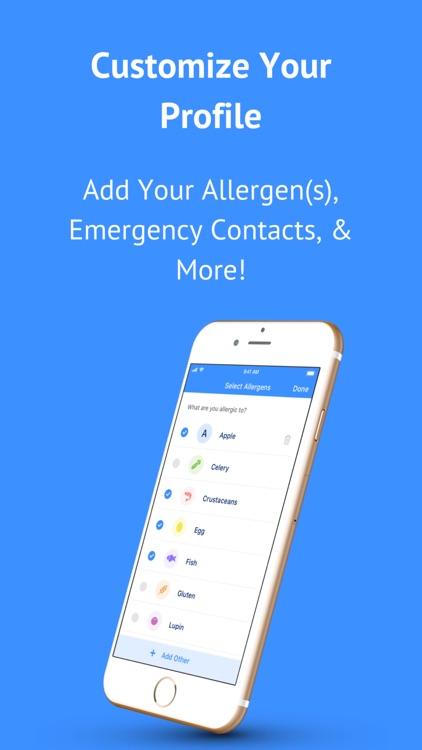 EpiCenter for Food Allergy screenshot-4