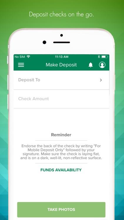 Central Bank - Mobile screenshot-4