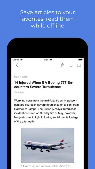 Simple Flying - Aviation News screenshot three