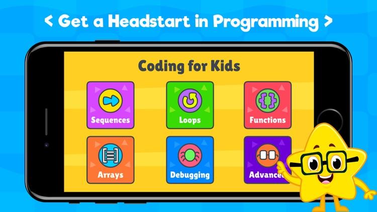 Coding Games For Kids screenshot-5