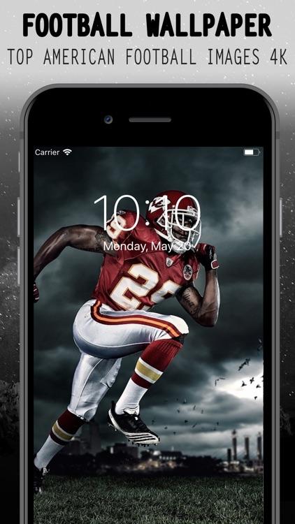 American Football Wallpaper 4K screenshot-6