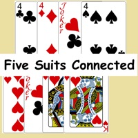 Codes for Five Suits Connected Hack