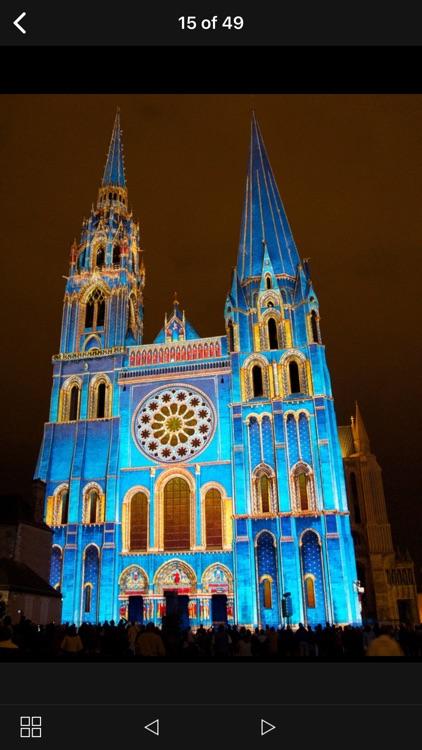 Chartres Offline Map Guide screenshot-3
