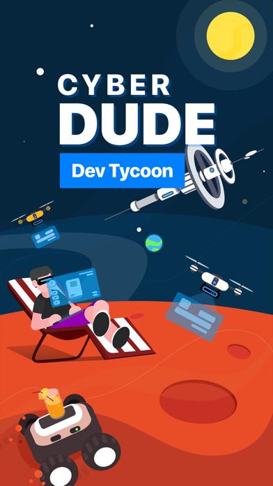 Cyber Dude: Dev Tycoon Screenshot