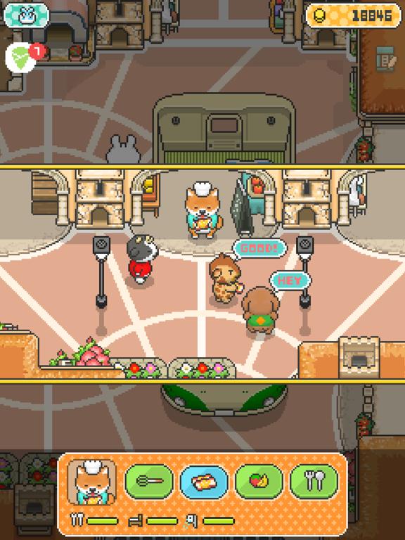 柴犬のクレープ屋さん - かわいい犬たちと一緒に料理しよう!のおすすめ画像4