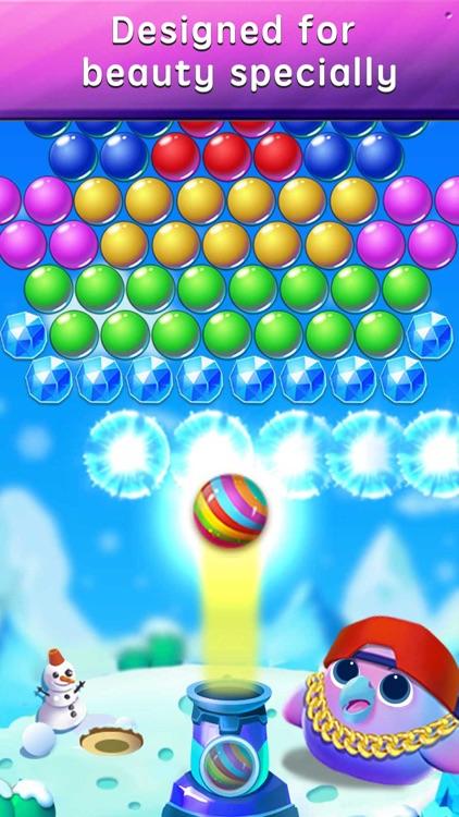 Bubble Shooter - Fashion Bird screenshot-0