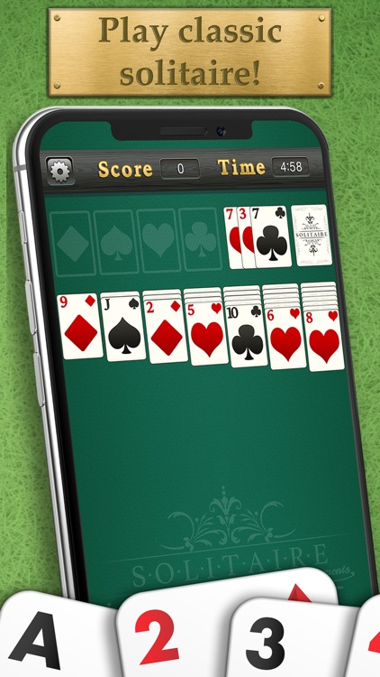 Solitaire Boss: Play for Cash screenshot-0