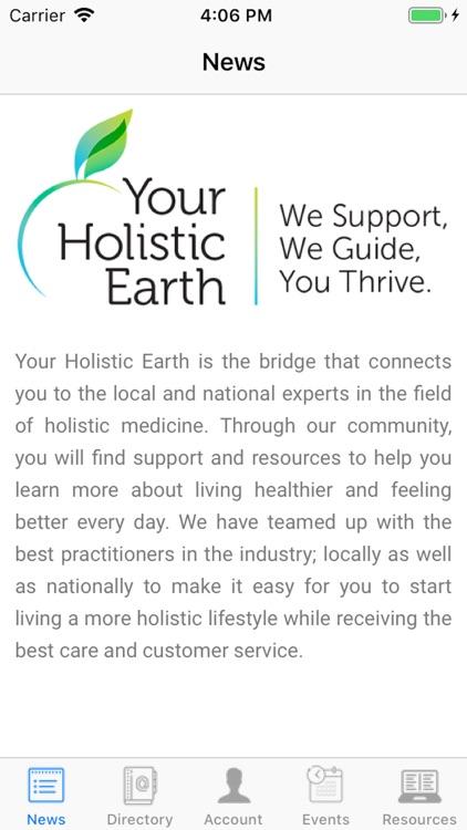 Your Holistic Earth screenshot-3