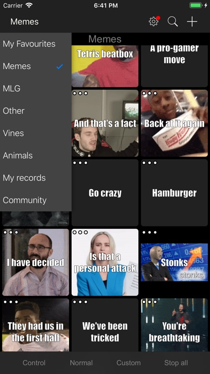 Meme Soundboard 2016-2020 screenshot-0