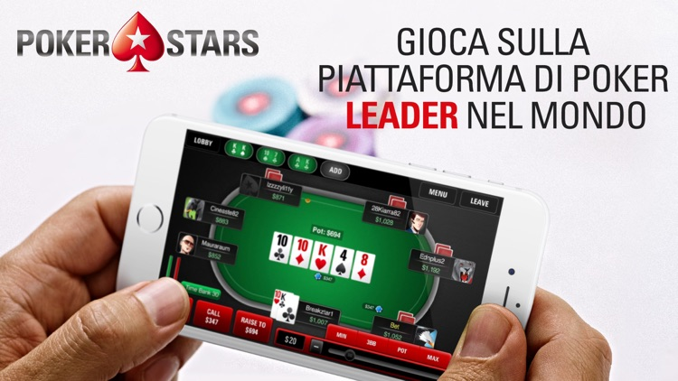 PokerStars Giochi Poker Online