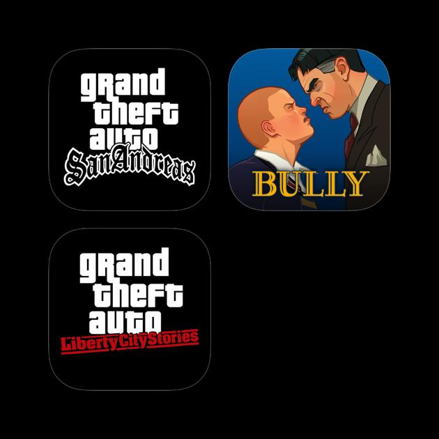 Rockstar Games App