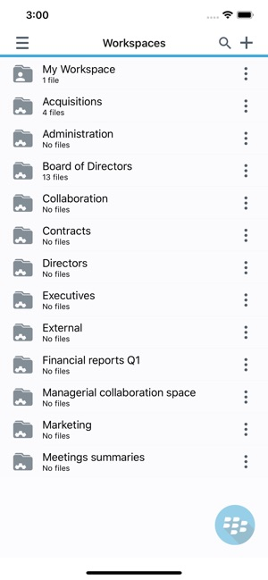 Workspaces Dynamics Screenshot
