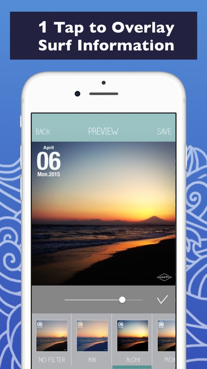 Surfpic – Surf Photo Editor