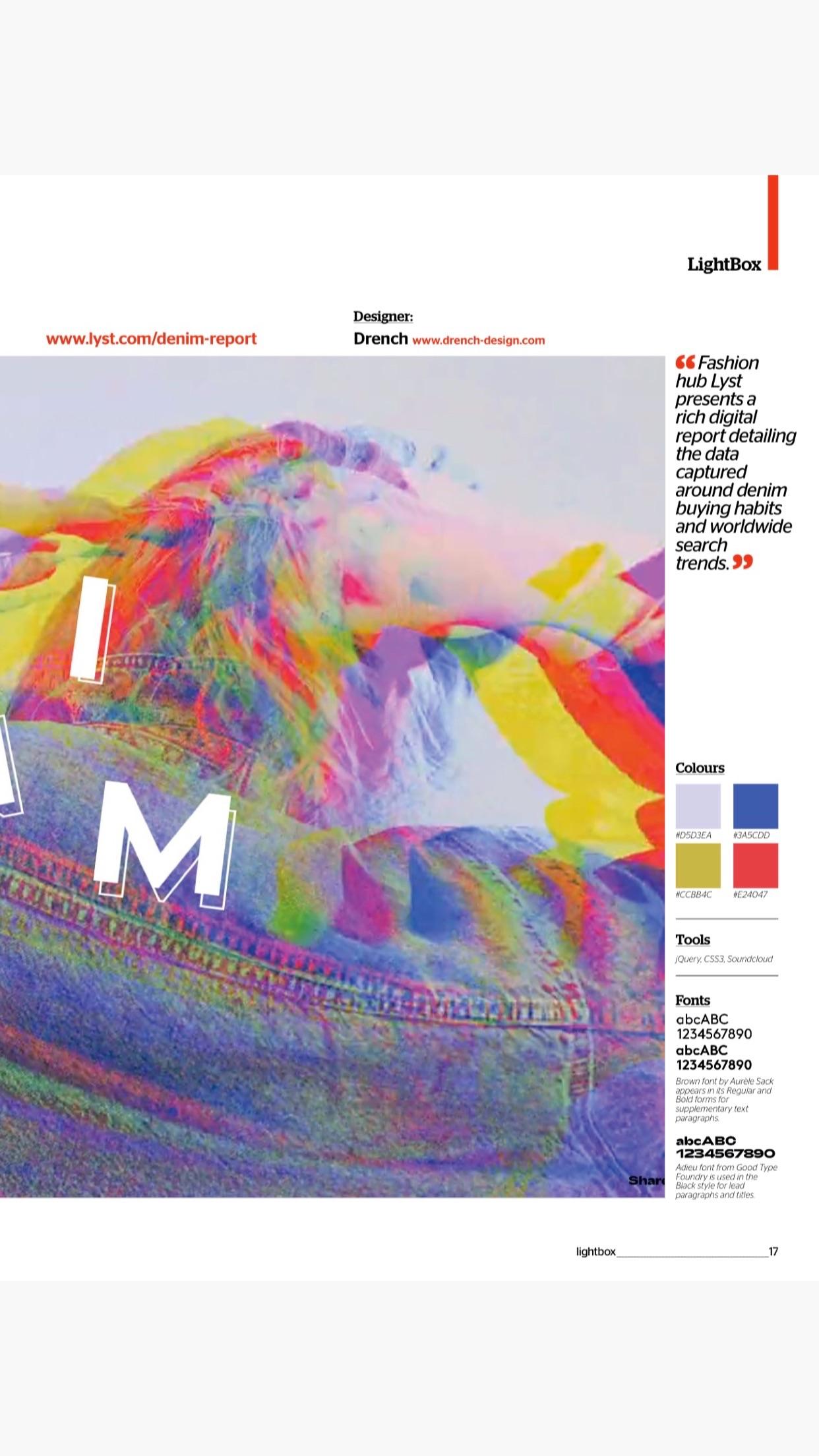 Web Designer Screenshot