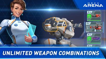 Mech Arena: Robot Showdown screenshot 4