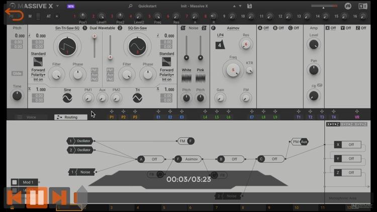 Massive X Course For NI By AV screenshot-3
