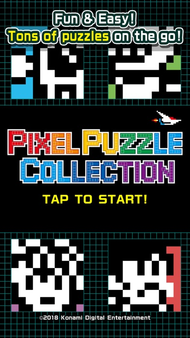 PIXEL PUZZLE COLLECTION screenshot 5