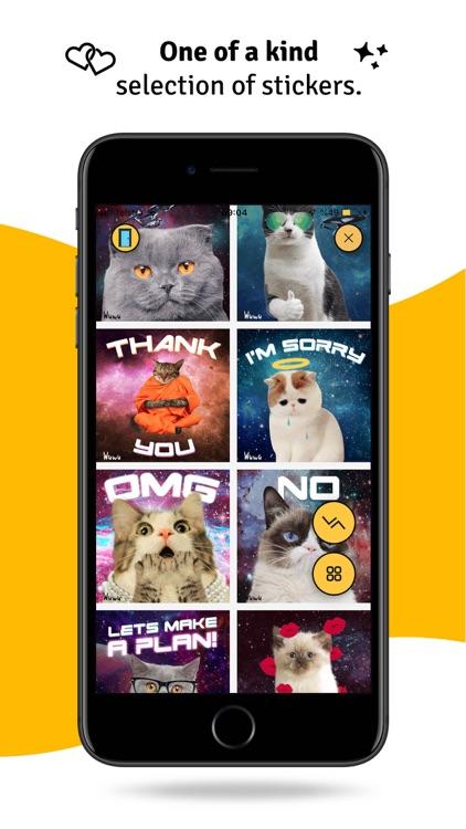 WuWu Emoji Gif Sticker Library screenshot-8