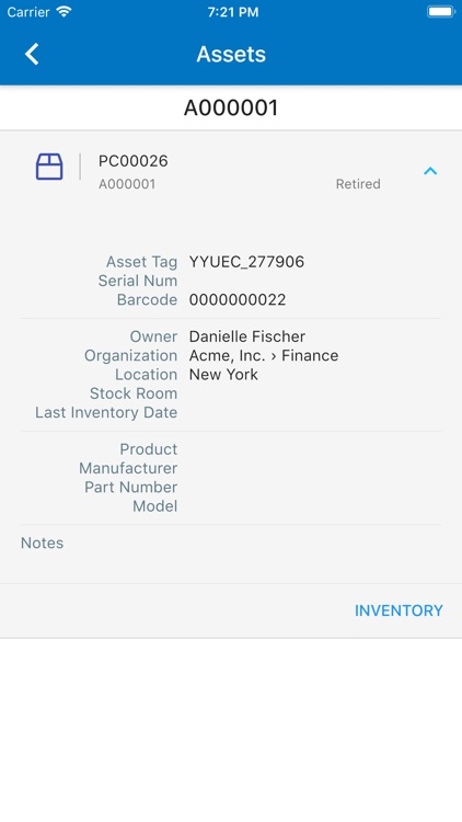 Alloy Inventory Scanner by Alloy Software