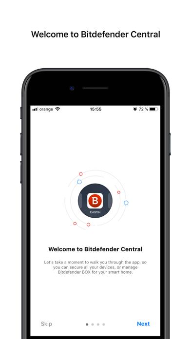 点击获取Bitdefender Central