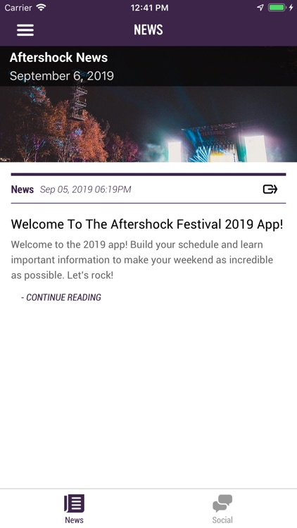 Aftershock Festival screenshot-4