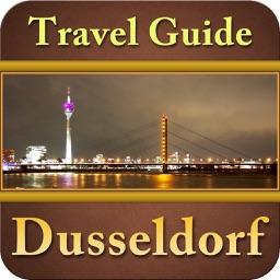 Dusseldorf Offline Map Guide