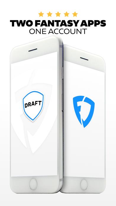 Draft - Head to Head Daily Fantasy Sports: Basketball, Hockey, Football, Baseball & College Games screenshot