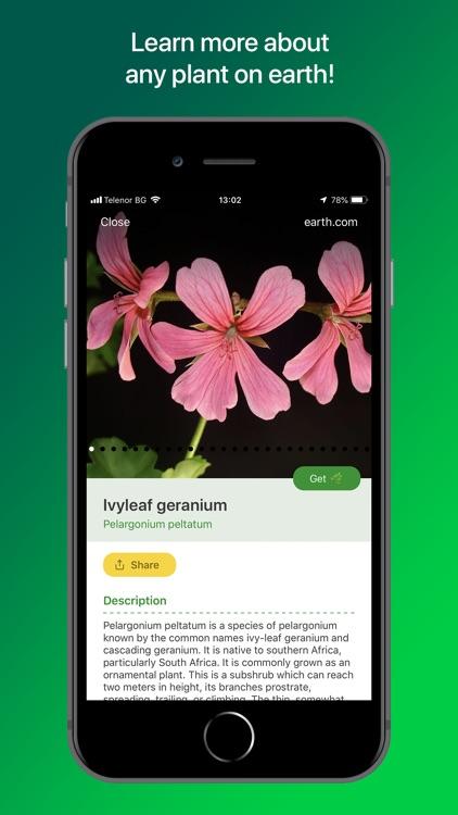 PlantSnap Plant Identification screenshot-3
