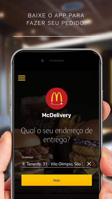 Baixar McDonald's App para Pc