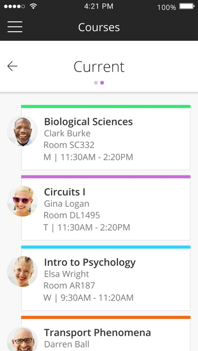 Screenshot for Blackboard in Romania App Store