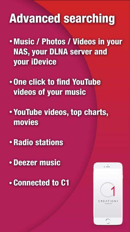 C5+ Stream DLNA Cast Player
