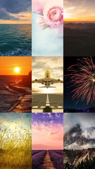 綺麗な壁紙 全てのiPhoneに対応 ScreenShot7