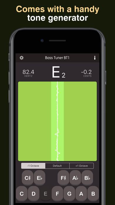Bass Tuner BT1 Pro Screenshots