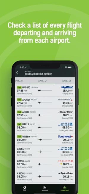 RadarBox · Live Flight Tracker on the App Store