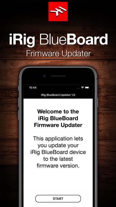 iRig BlueBoard Updater screenshot 2