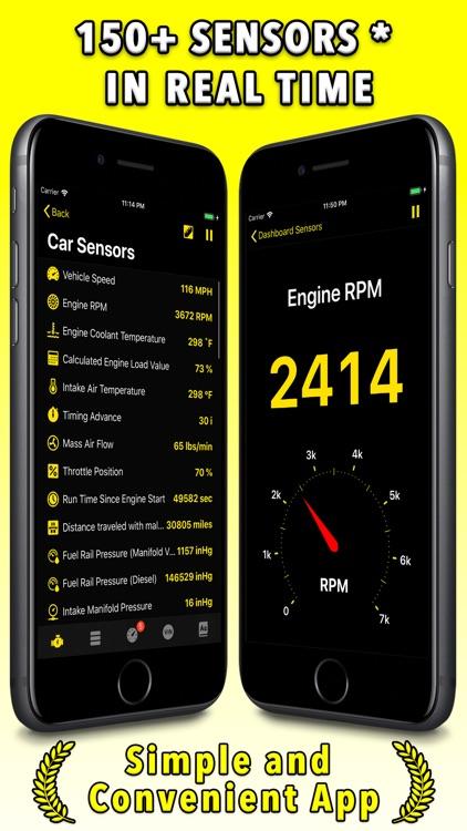 Torque OBD 2 Car screenshot-3