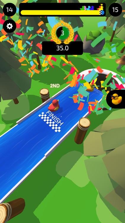 Duck Racing screenshot-4
