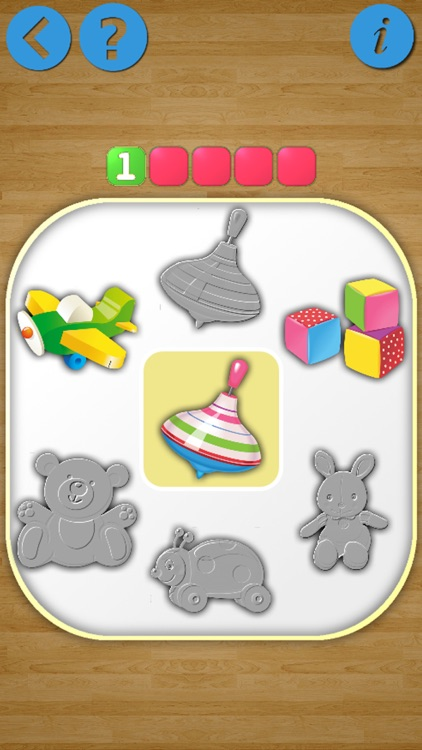 The shadow puzzle game Toys screenshot-3