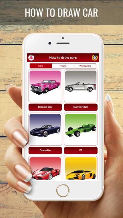How to Draw Cars/Trucks screenshot one