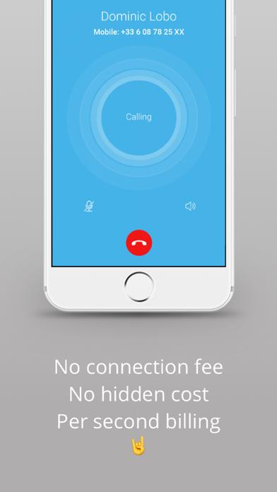 Libon - International calls Screenshot