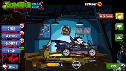 Zombie Road Trip! for Pc