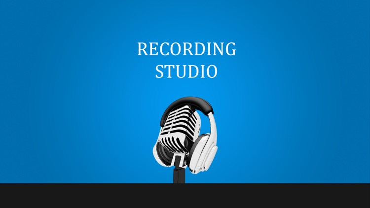 Recording Studio screenshot-0